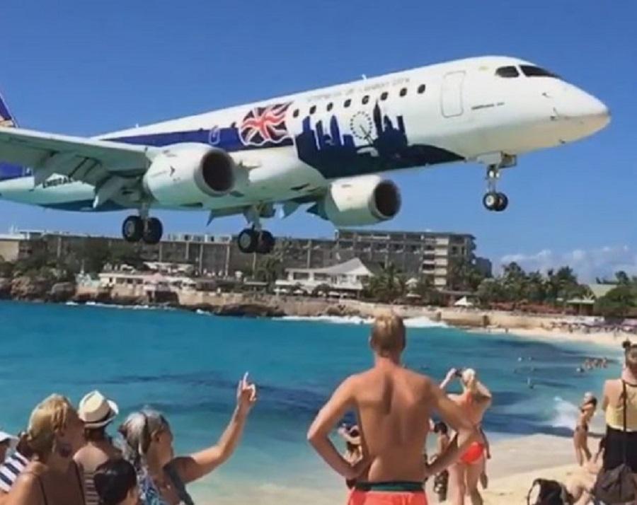 Voa, voa aviãozinho...