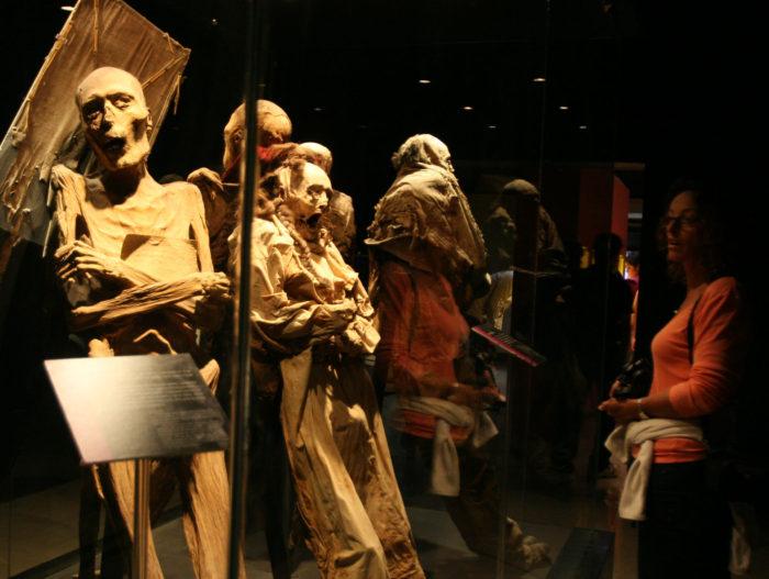 Museu das Múmias de Guanajuato – Guanajuato, México