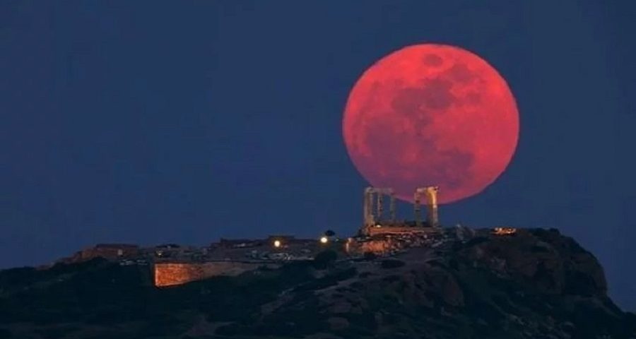 blood moon tonight nashville - photo #20