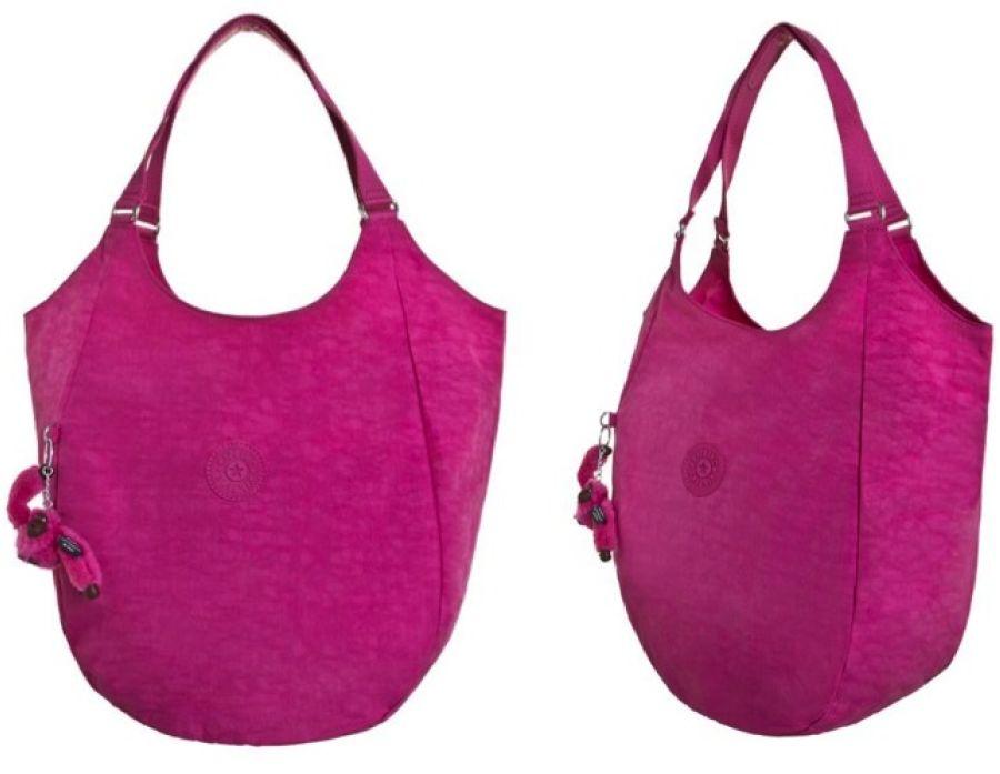7fc090d3c O segundo modelo que indicamos hoje aqui é a maxi bag modelo MOLDE.  Confeccionada em material têxtil de nylon com alça dupla de ombro e  fechamento em zíper, ...