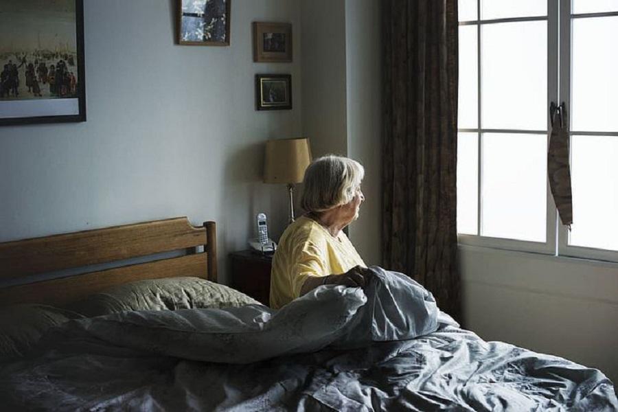 idosos em confinamento