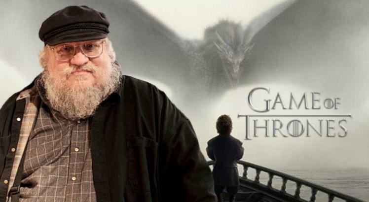 novo livro de Game of Thrones