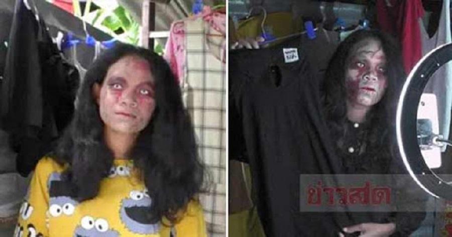 roupas de pessoas mortas