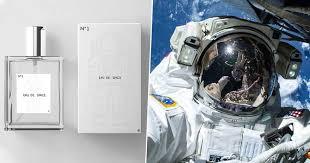 cheiro do espaço