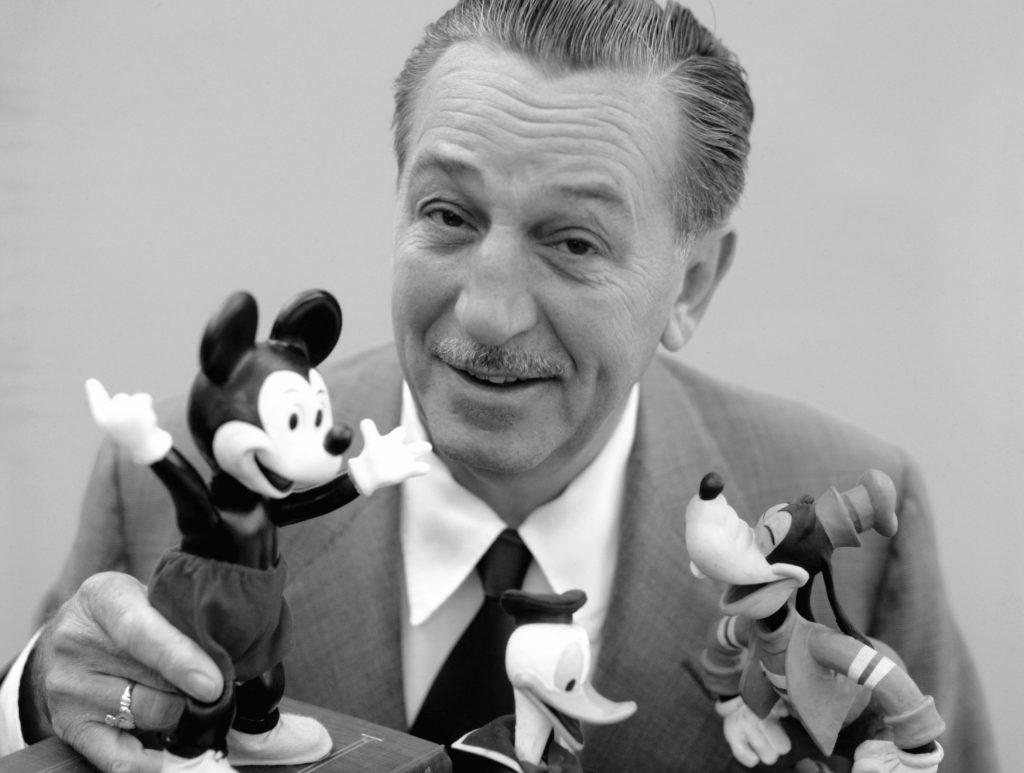 mistérios da Disney