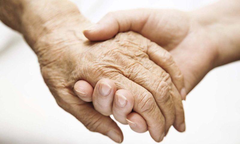 paciente com Alzheimer
