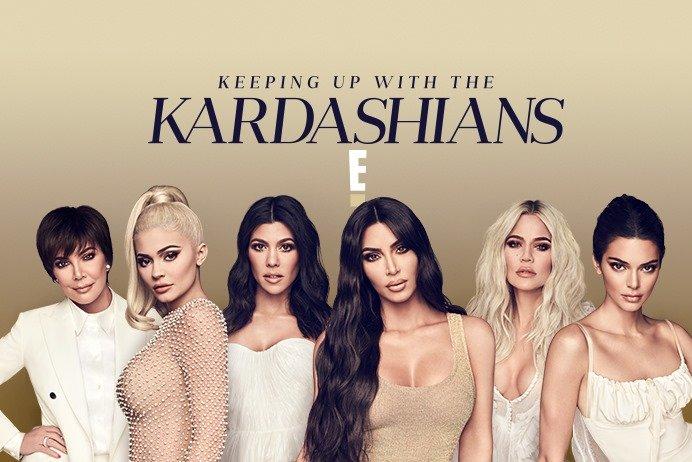 Irmãs Kardashian reunidas. fim do Keeping Up