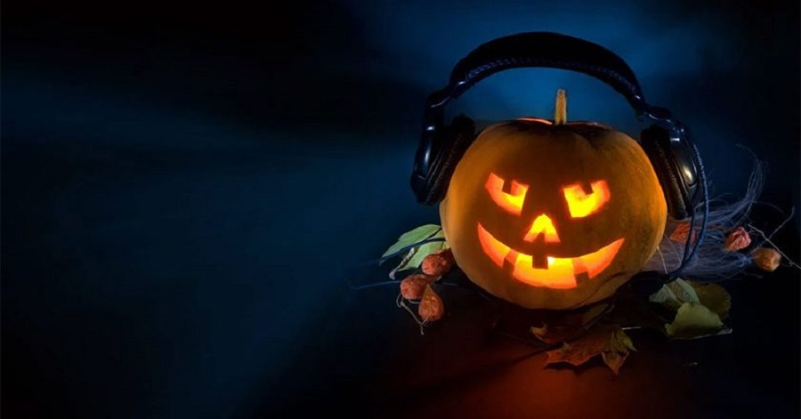 playlist de Halloween