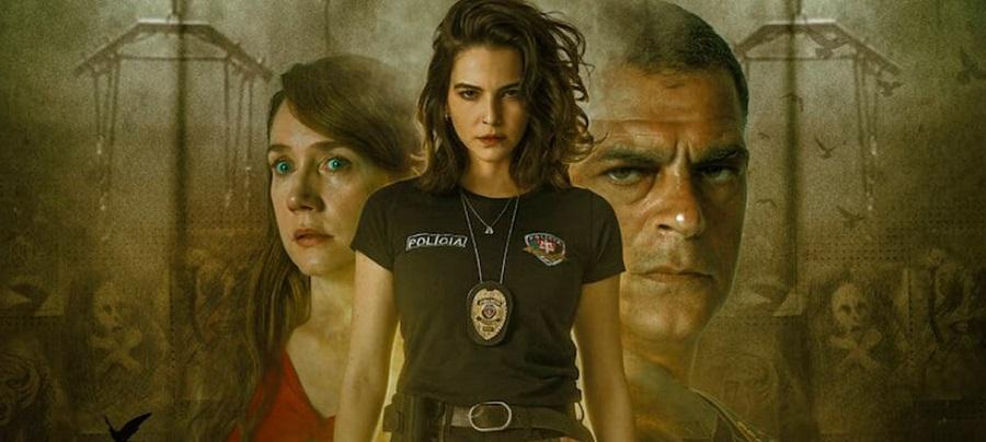 melhor série brasileira da Netflix