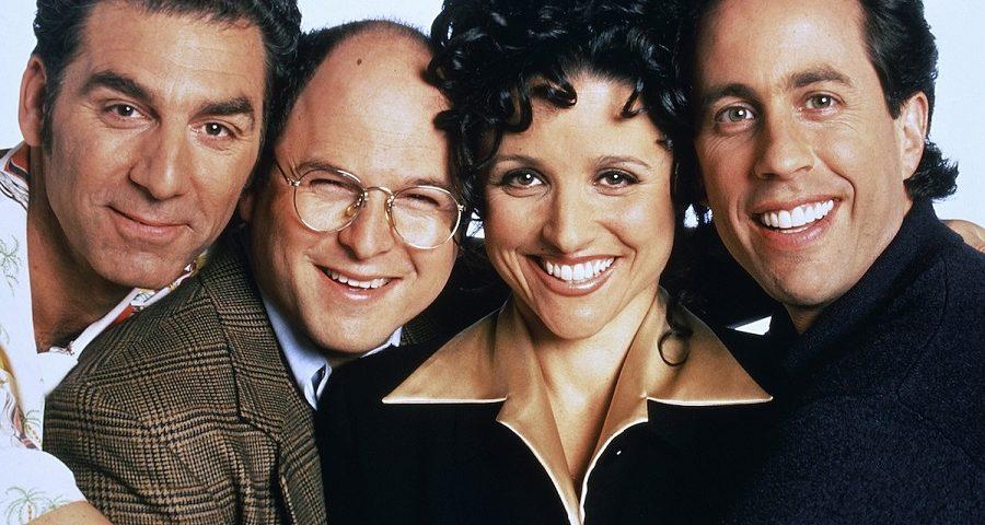 séries de comédia dos anos 90