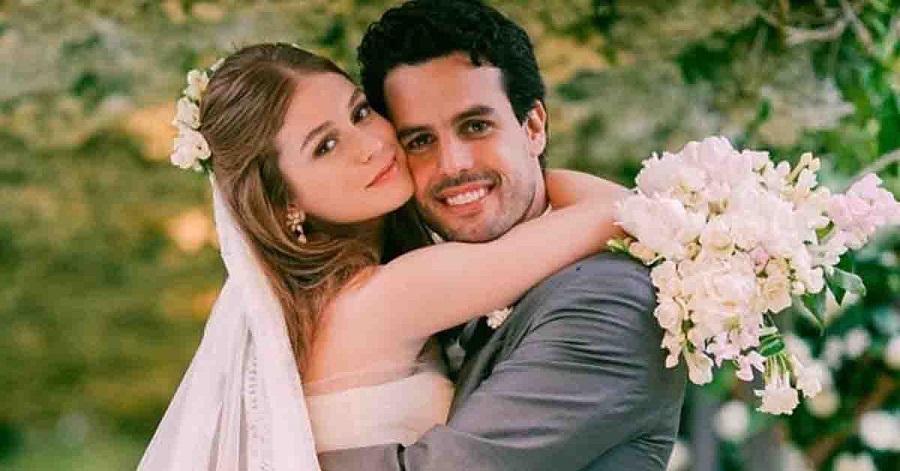 casamento de Marina Ruy Barbosa e Alexandre