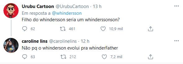 Whindersson Nunes vai ser pai