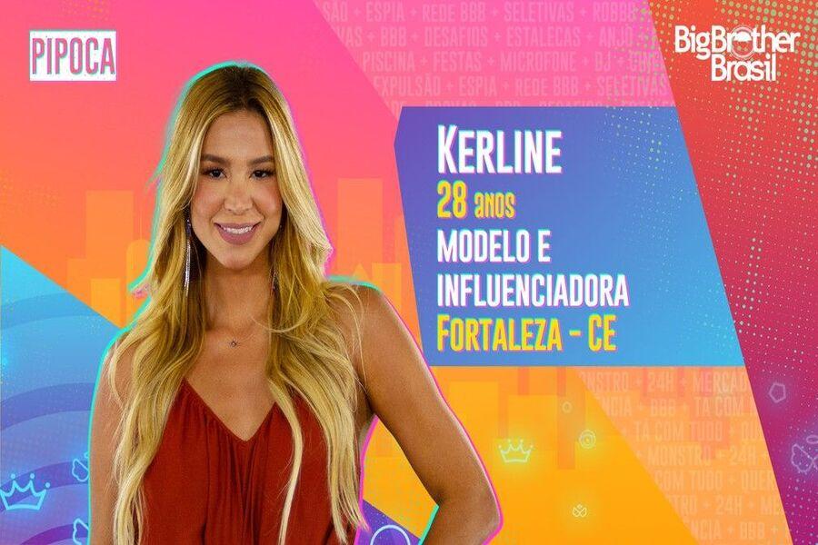 Ker Cardoso, participante cearense do Big Brother Brasil 2021