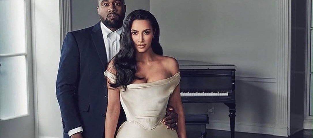 Kim Kardashian e Kanye