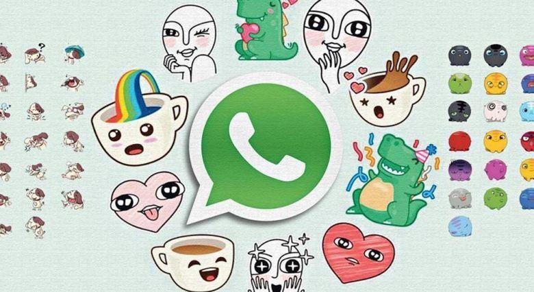 figurinhas no Whatsapp