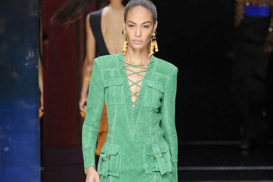 as trends que rolaram na London Fashion Week