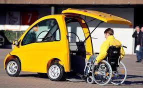 mobilidade reduzida