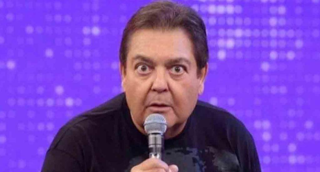 Faustão já saiu da Globo