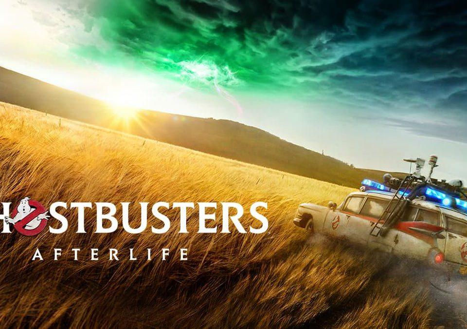 Ghostbusters: Mais Além