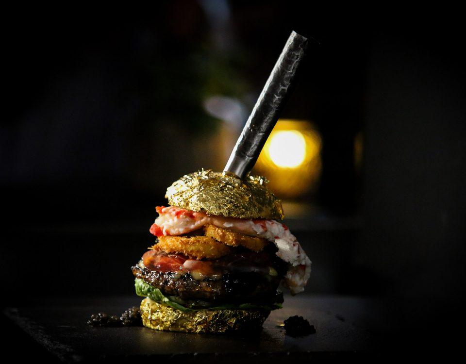 hambúrguer mais caro do mundo